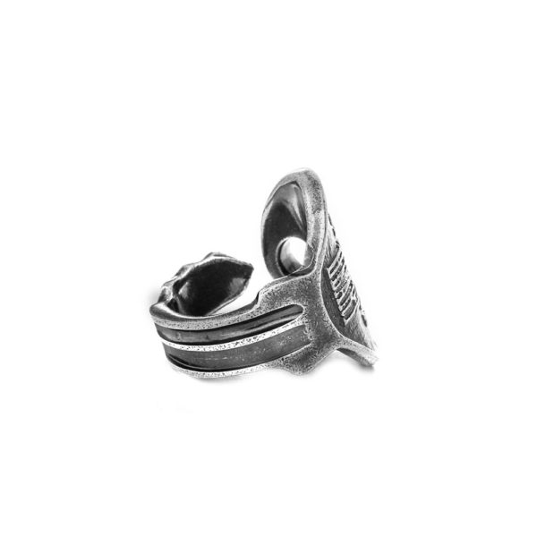 Anello Open Your Mind Argento Made in Italy Clamor Glamour Linea Venezia
