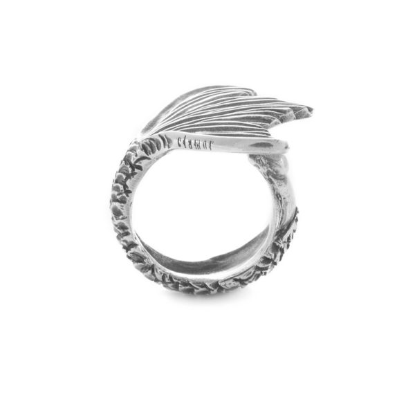 Anello Sirena Argento Made in Italy Clamor Glamour Linea Clamor