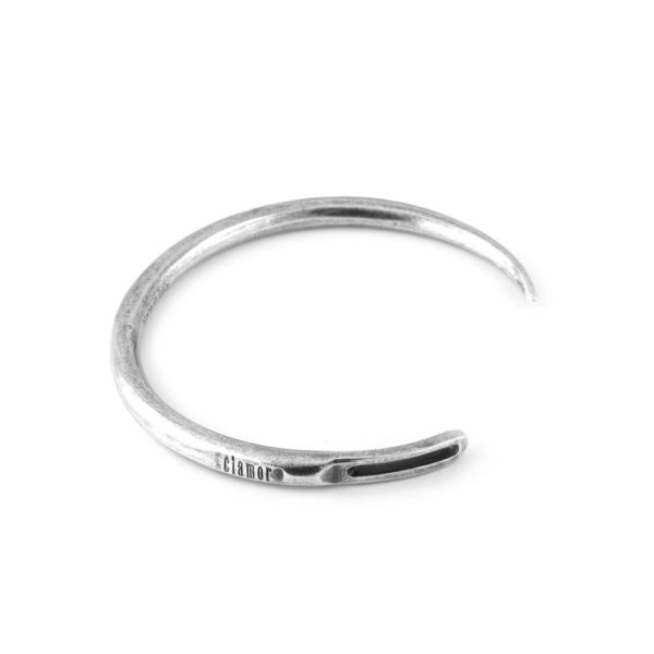 Bracciale Ago Argento Made in Italy Clamor Glamour Linea Glamour