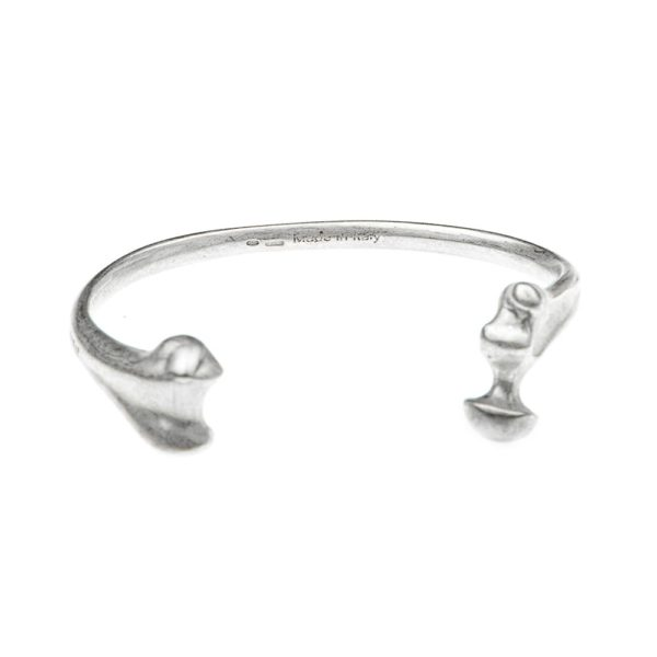 Bracciale Osso Argento Made in Italy Clamor Glamour Linea Clamor