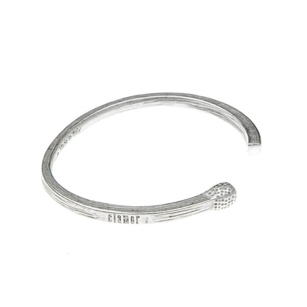 Bracciale Cerino Argento Made in Italy Clamor Glamour Linea Clamor