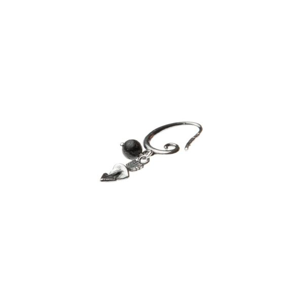 Orecchini Cupido Charms Argento Made in Italy Clamor Glamour Linea Glamour